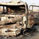 Blast in Bus in Jalalabad, three killed