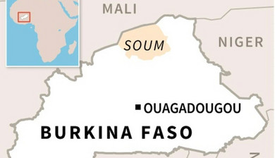 20 killed in Burkina Faso gold mine site attack