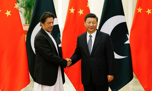 Pakistani PM and COAS off to China on a two days visit