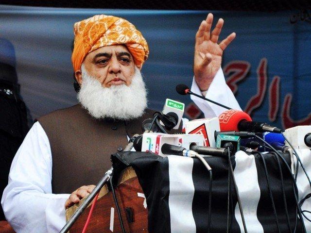 Azadi March protestors present their demands