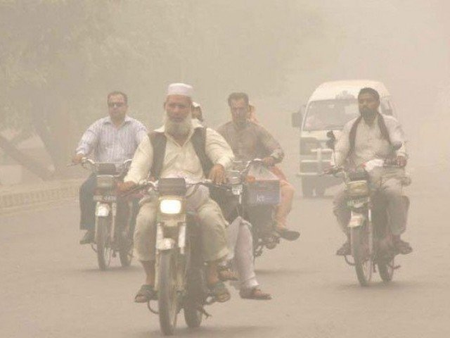 Petition filed in LHC against hazardous level of smog and pollution