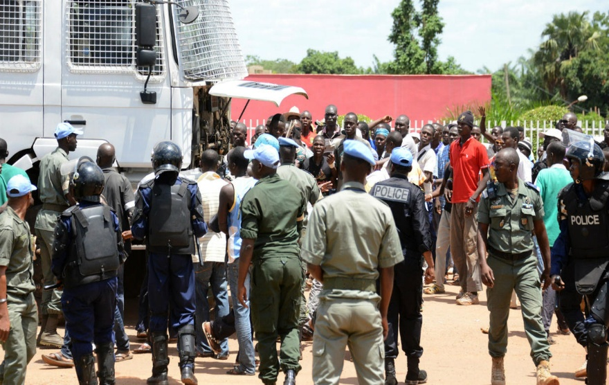 Forty killed in Bangui