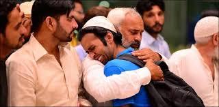320 Pakistani prisoners return today from Malaysia