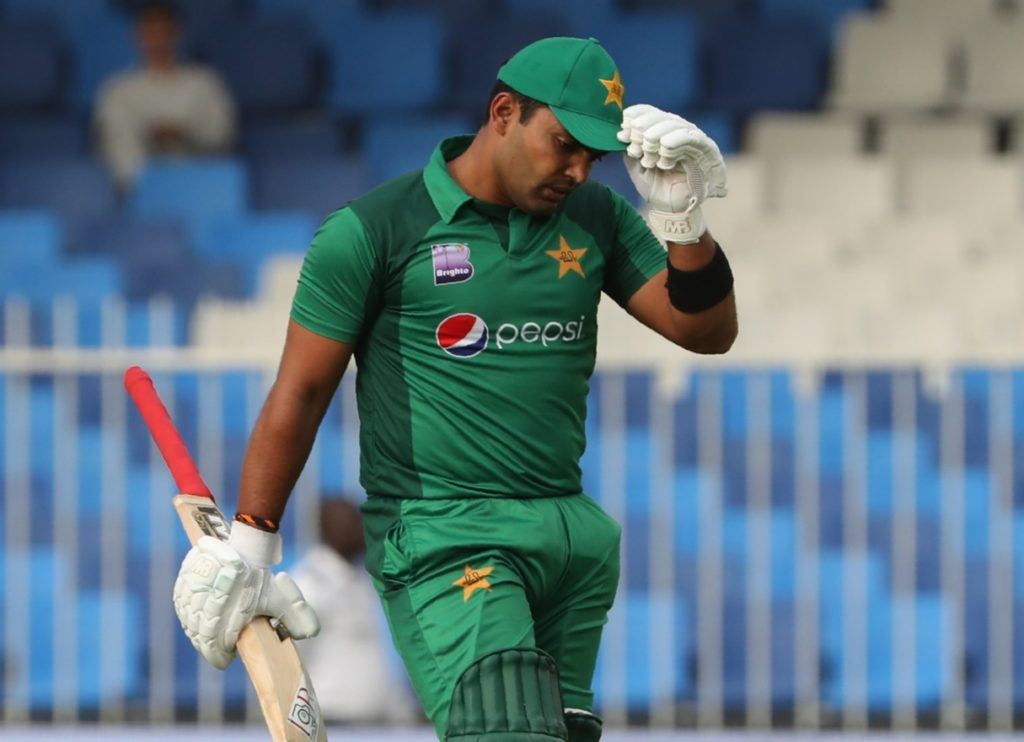 PCB suspends Umar Akmal immediately under Anti-Corruption code, not allowed to play PSL