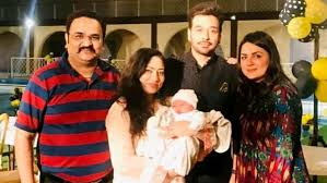 Faisal Qureshi throws Aqiqah party after child's birth