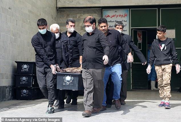 103 year old woman beats corona in Iran