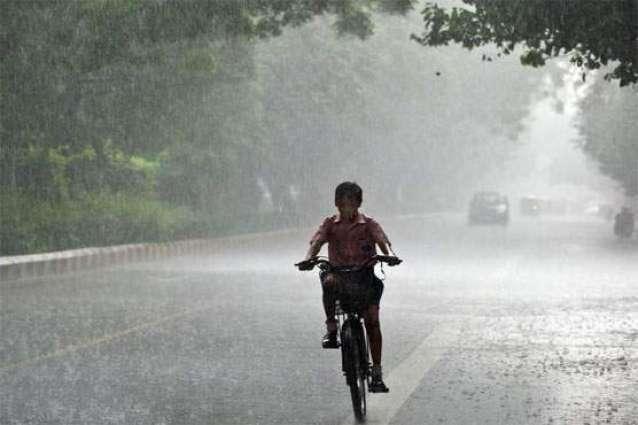 Rain in Islamabad, Upper Punjab, KP, GB and AJK