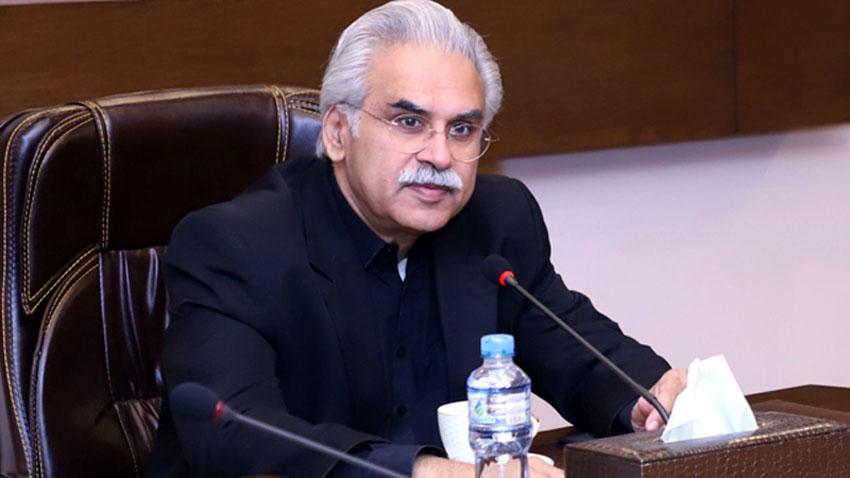 SAPM on Health Dr. Zafar Mirza resigns