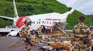 Air India Express jet crashes in Kerala, twenty killed
