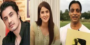 Saba Qamar and Ali Zafar finalized for cast of Shoaib Akhter biopic