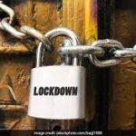 Lockdown ordered till 18th May